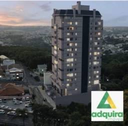 Apartamento cobertura com 3 quartos no edifício Monterrey Palace - Bairro Centro em Ponta