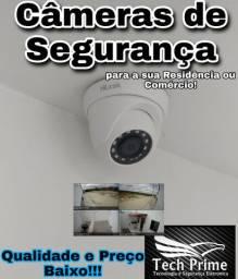 Câmeras de Segurança 1 ano de Garantia Hikvision