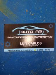 Auto ar ar condicionado automotivo