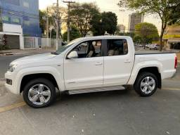 Vw amarok highline 2.0 4x4 aut 2014