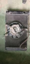 Radiador com ventoinha BMW 800