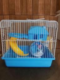 Gaiola Hamster Happy Home !!!!