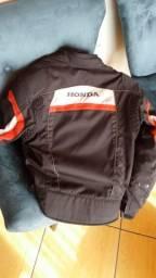 Jaqueta Marca Honda, masculina, semi nova