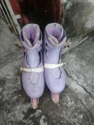 Vendo par de patins 37a42