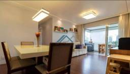 Apartamento com 2 dormitórios à venda, 74 m² por R$ 690.000,00 - Condomínio Alpha Park - B