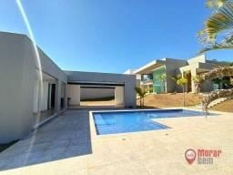 Casa com 5 dormitórios à venda, 500 m² por R$ 2.800.000,00 - Condomínio Pontal da Liberdad