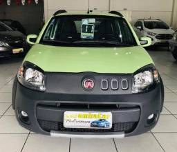 FIAT UNO 2010/2011 1.0 WAY 8V FLEX 4P MANUAL