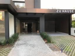 ZU HAUSE - TOTALMENTE MOBILIADO - Prédio novo