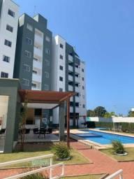 Apartamento à venda com 2 dormitórios em Parque dois irmãos, Fortaleza cod:109
