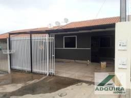 Casa com 2 quartos - Bairro Contorno em Ponta Grossa