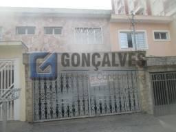 Casa para alugar com 3 dormitórios em Bairro jardim, Santo andre cod:1030-2-33363