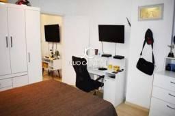 Apartamento à venda com 1 dormitórios em Catete, Rio de janeiro cod:CGAP10003