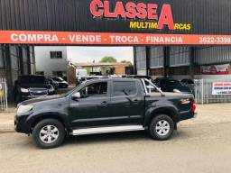 HILUX 2014/2014 3.0 SRV 4X4 CD 16V TURBO INTERCOOLER DIESEL 4P AUTOMÁTICO