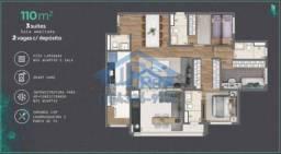 Apartamento com 4 dormitórios à venda, 110 m² por R$ 957.597,00 - Morumbi - São Paulo/SP