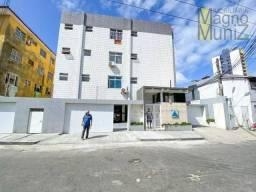 Apartamento com 2 dormitórios para alugar, 148 m² por R$ 1.400,00/mês - Fátima - Fortaleza