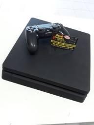 Playstation 4 Slim (500GB) - Semi - NOVO