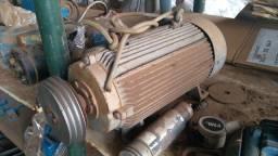 Motor Siemens Dahlander 5,5 Kw (7,5 Cv) / 0,55 Kw (0,75 Cv)