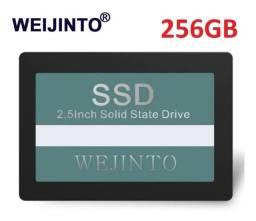 SSD 256 GB WEJINTO PARA NOTEBOOK, COMPUTADOR, XBOX ONE, PS4.