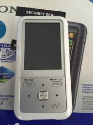 Sony digital media player