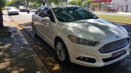 Ford fusion titaniun eco boost awd 2016