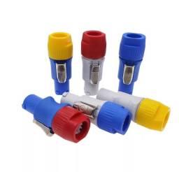Plug p10 , speakon , RCA , p2 , xlr
