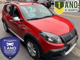 Renault Sandero 2012 - 1.6 Stepway Flex 4p