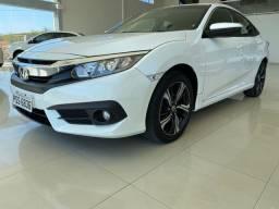 Honda Civic EXL 2017 único dono impecável com apenas 40 mil KM