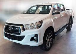 Hilux SRV 2020, 4x4 Diesel, Liberada 0KM