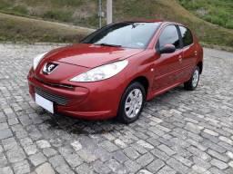 Peugeot 207 XR 1.4 8v FLEX Completo Única Dona 2012