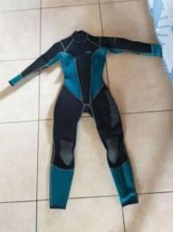 roupa de mergulho Mormaii diving suits 5mm