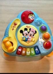 Mesa de atividades Disney Dican Baby Mickey E Friends 9m+