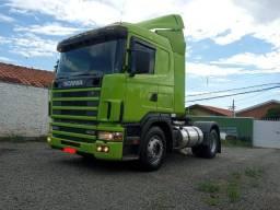Scania 124 G400 Edição Limitada