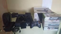 Xbox 360 Desbloqueado com Kinect
