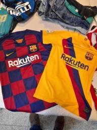 Camisas do Barcelona originais