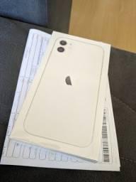 iPhone 11 64gb Branco Anatel Lacrado C/Nf