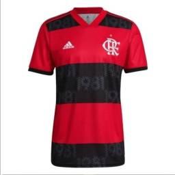 Camisa oficial do Flamengo  modelo 2021, Camisa da Seleção da Portugal  II, mais brinde