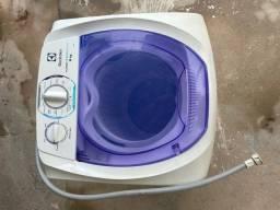 Máquina de lavar 6kg Eletrolux