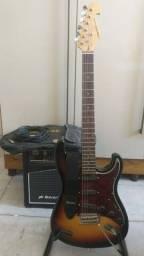Kit Guitarra Elétrica GIANNINI
