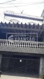 Sobrado para Locação 4 Dormitórios no Piraporinha - Diadema - SP - Sem Burocracia -
