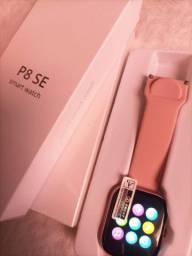 Smartwatch P8 se Parcelamento em 12 vezes no cartão de crey