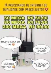 internet fibra para sua casa