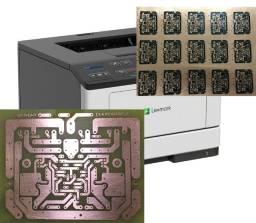 Impressora Laser de Circuito Impresso