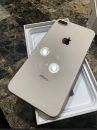 iPhone 8 Plus 64gb caixa e acessórios