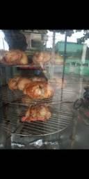 Frangueira pra 40 frango semi nova