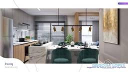 Apartamento à venda com 1 dormitórios em Novo mundo, Curitiba cod:338