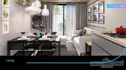 Apartamento à venda com 2 dormitórios em Capão da imbuia, Curitiba cod:341