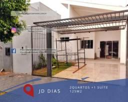 8344   Casa à venda com 3 quartos em Jd Dias, Maringá