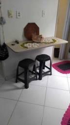 Loft à venda com 1 dormitórios em Ocian, Praia grande cod:157104