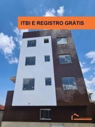 Apartamento Novo  - B. Santa Branca - 2 qts - 1 Vaga