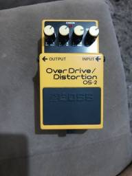 Pedal Boss OverDrive/Distotion OS-2